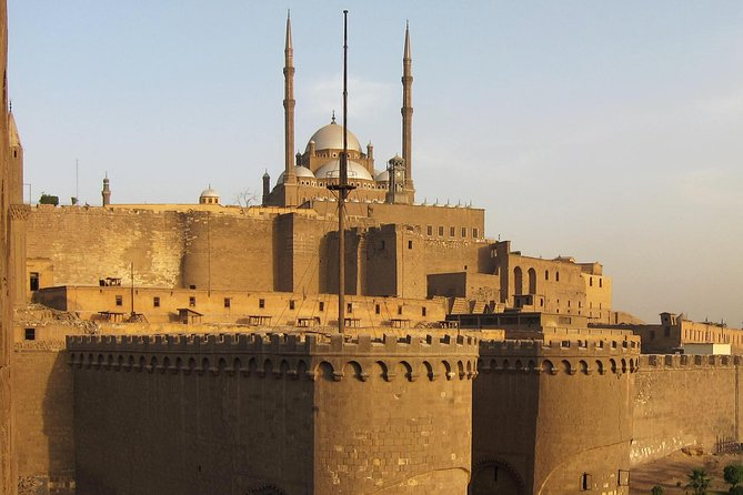 Saladin Citadel of Cairo, Private tour and Lunch