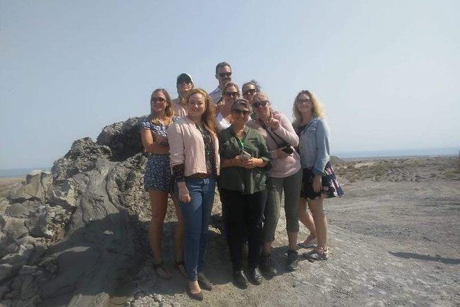 Mud Volcanoes & Gobustan Group Tour