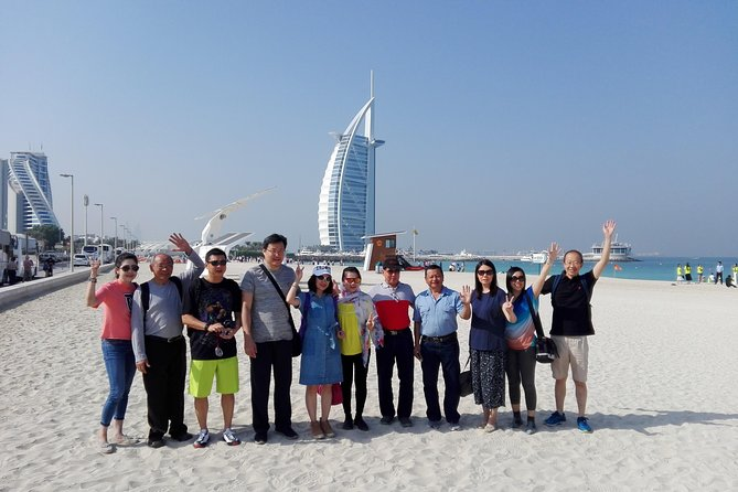 Half Day Dubai City Tour (Old & New Combo)