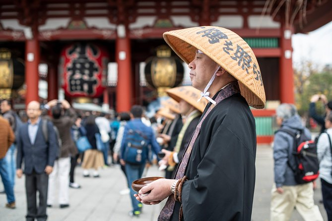 Private half or full day tour of Tokyo with a local (lunch included) photo 20