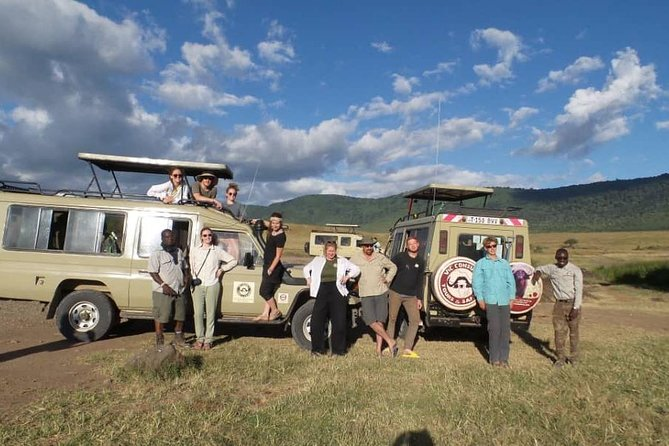 Ngorongoro Crater Day Trip Tour From Arusha