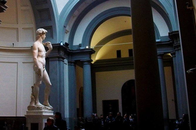 The David - ACCADEMIA GALLERY guided tour