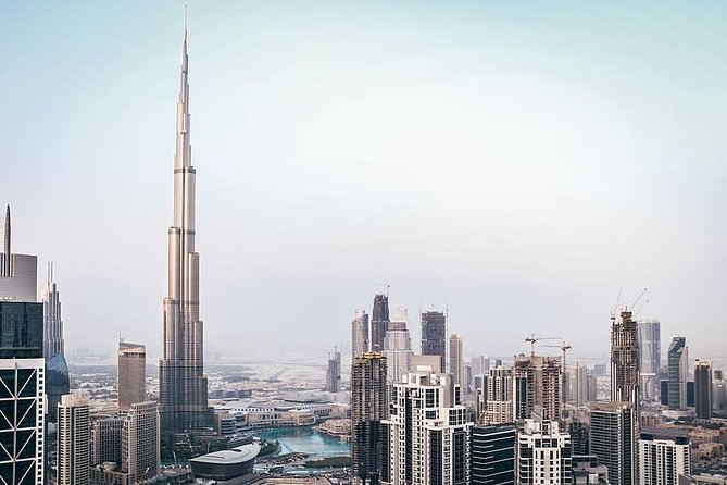 Burj Khalifa 148th, 124 and 125th Floors Admission Tickets