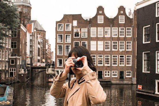 Photowalk Workshop and Fun Tour in Amsterdam
