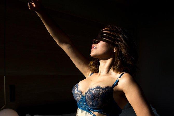 Empowerment Professional Boudoir Photoshoot in Amsterdam