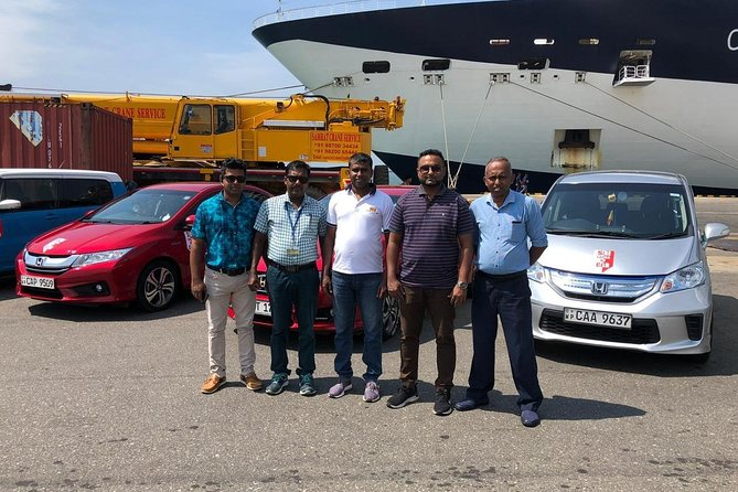 Airport Transfer from Colombo