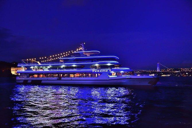 Bosphorus Dinner Cruise & Turkish Night Show (All Inclusive)