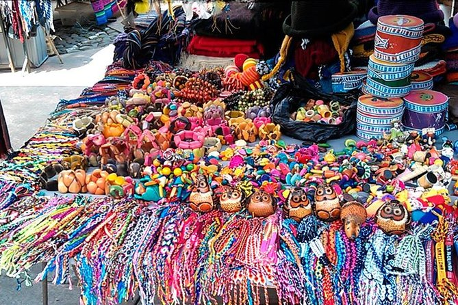 Private Day trip Otavalo and Cotacachi Tour + San Pablo Lagoon Visit from Quito photo 4