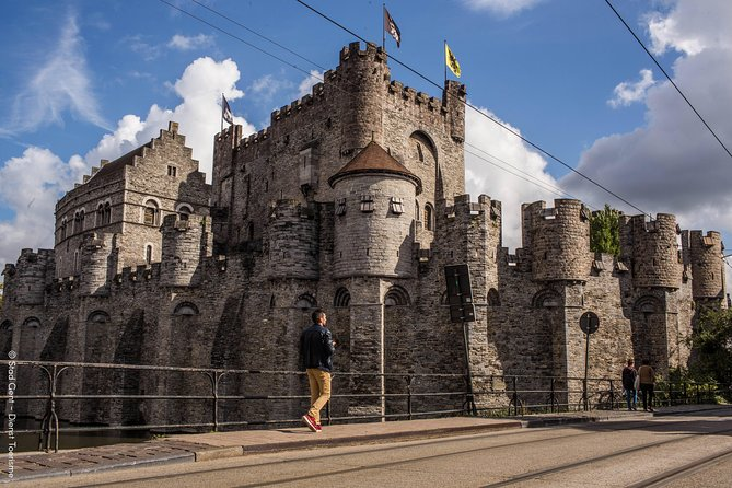 Ghent: Half Day guided tour from Brussels