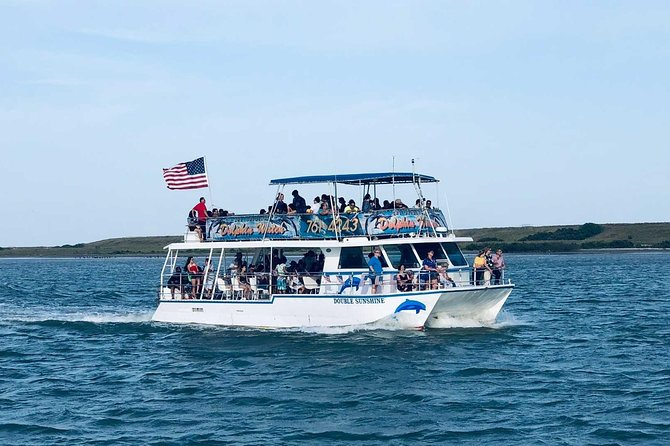 The Original Dolphin Watch Eco Boat Tour South Padre Island
