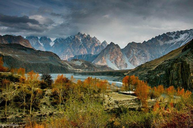 7-Days Autumn Tour to Hunza Valley