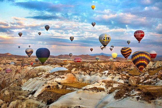 3 Days Cappadocia Tour From Alanya & Side