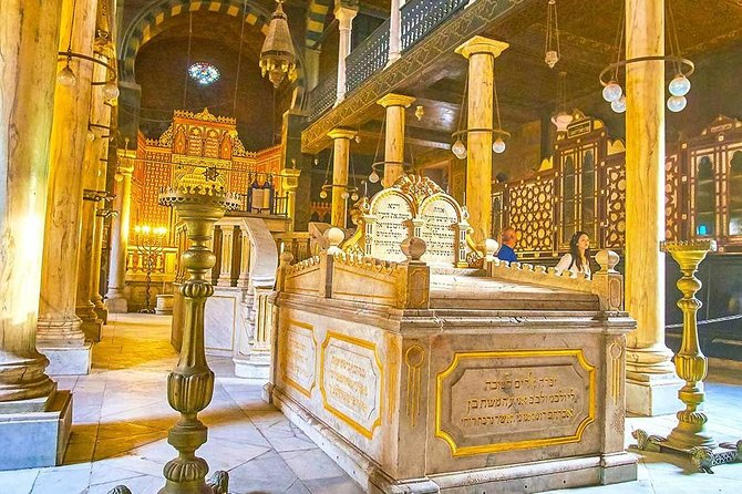 Bn Ezra Synagogue & Jewish Tours in Cairo