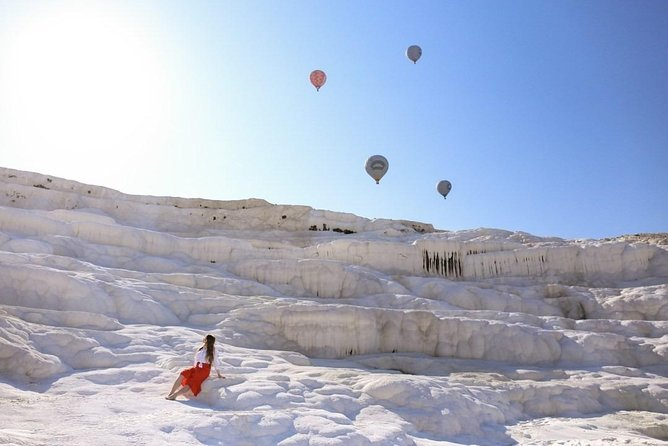 Hot Air Balloon Pamukkale (Hotel Transfer & Breakfast & Champagne) Pending