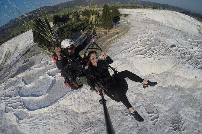 Paragliding Tour Pamukkale