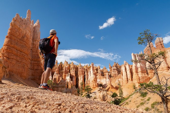 3-Day National Parks Camping Tour: Zion, Bryce Canyon, Monument Valley and Grand Canyon from Las Vegas