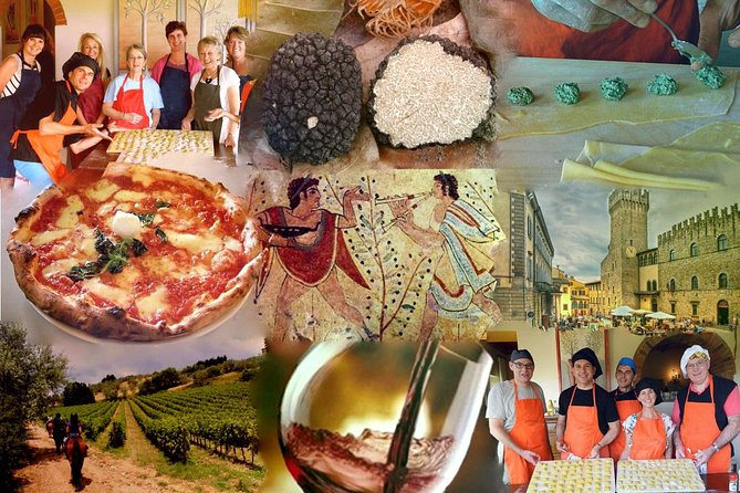 4-Days Italian Cooking and Truffle Tours