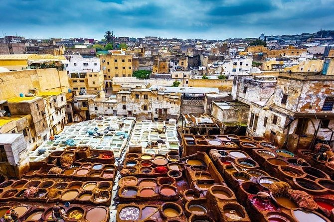 10Days Imperial Cities of Morocco Tour package from Tangier to Marrakech