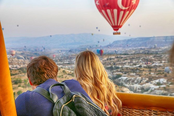Hot Air Balloon Cappadocia (Hotel Transfer & Breakfast & Champagne) photo 6