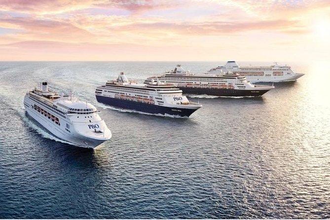 Shuttles em Port Canaveral Cruise