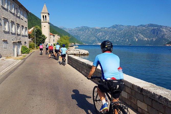 Bike tour beetween Kotor and Tivat around Vrmac peninsula