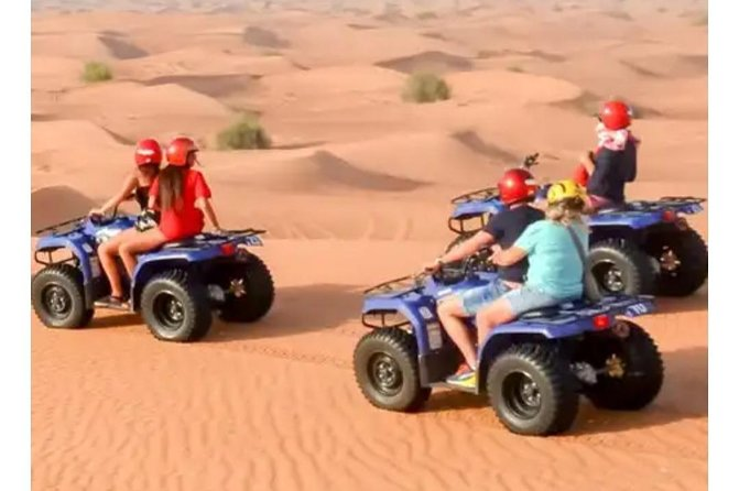 Zigna Dubai Tours Morning safari Thrill with Camel Ride & Sand Boarding Much Mor