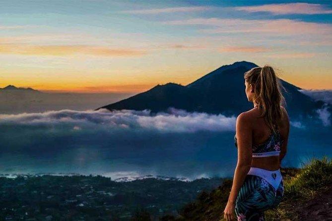 Mount Batur Sunrise Hike & Hot Spring Tour