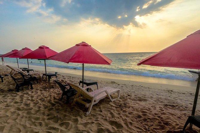 Baru Island + Tranquila Beach