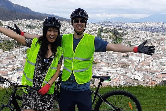 Discover Quito City on 2 Wheels