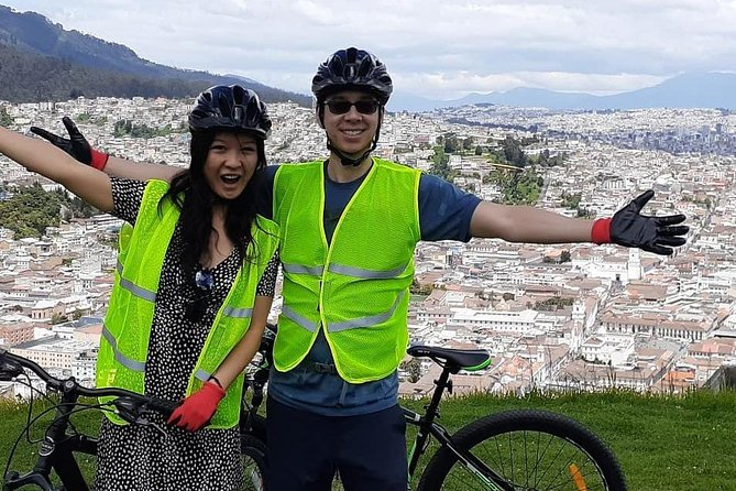 Discover Quito City on 2 Wheels photo 22