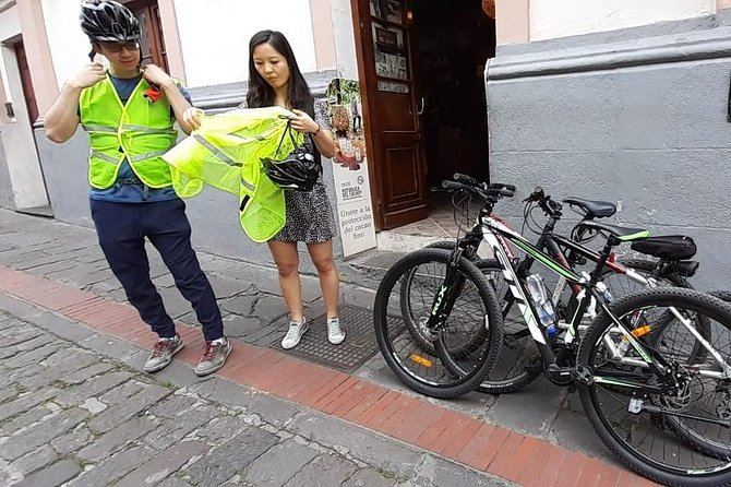Discover Quito City on 2 Wheels photo 16