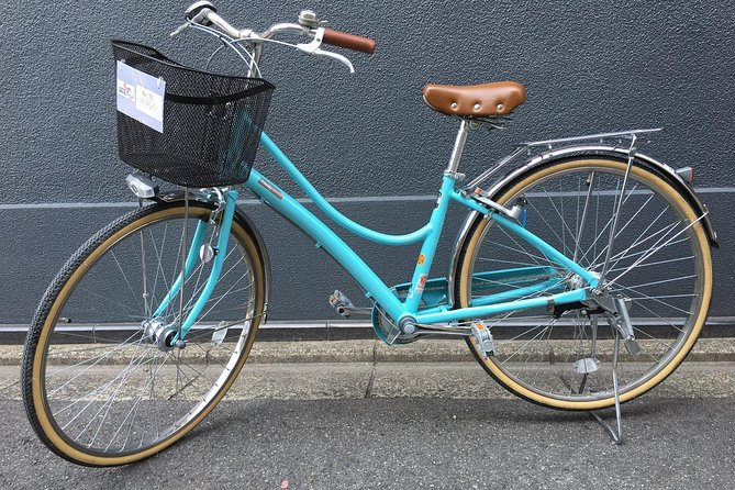 City cycle (with gear change)