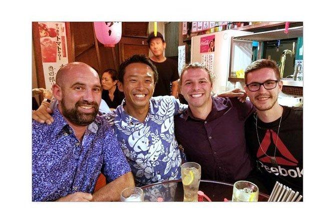 Sakaemachi Market Bar Hopping Tour