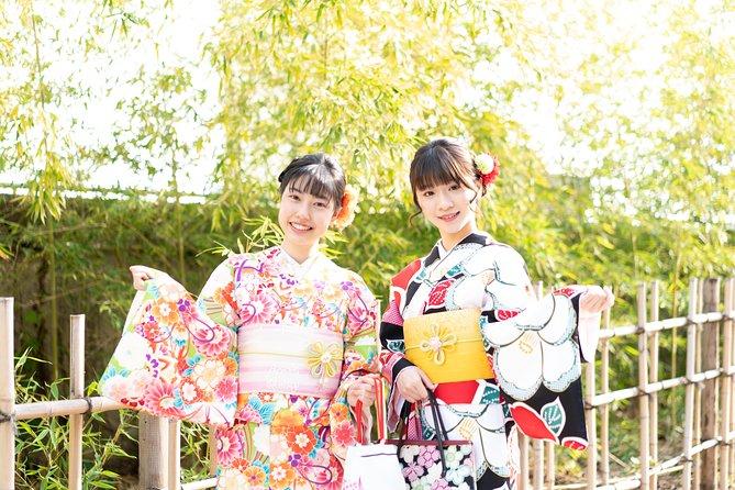 Female Kimono Plan