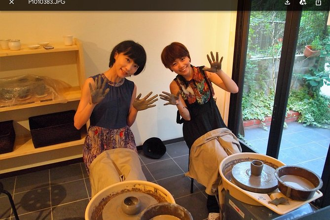 Mansagama-pottery wheel experience- photo 8