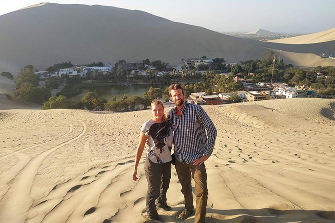 From Lima: Full day Ica - Huacachina