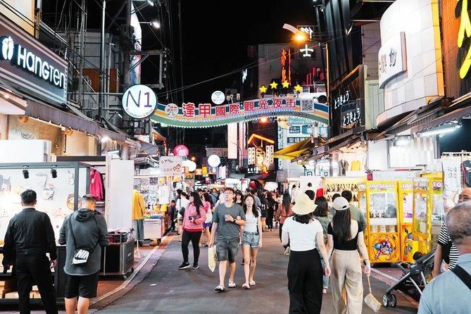 Taichung Fengchia Night Market Tour