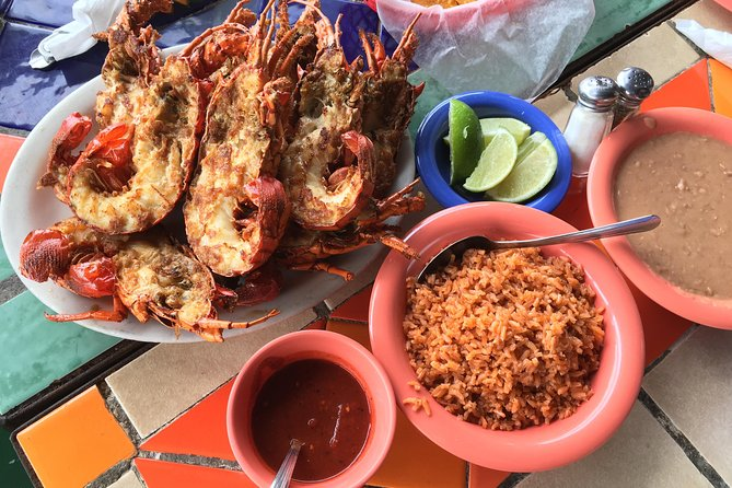 Puerto Nuevo Lobster, Margaritas and Mariachi Private Tour.