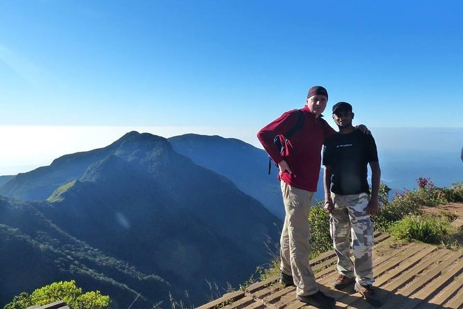 Horton Plains-World's End Tour From Nuwara Eliya