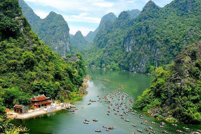 Bai Dinh Trang An Mua Cave Full Day - Group Tour