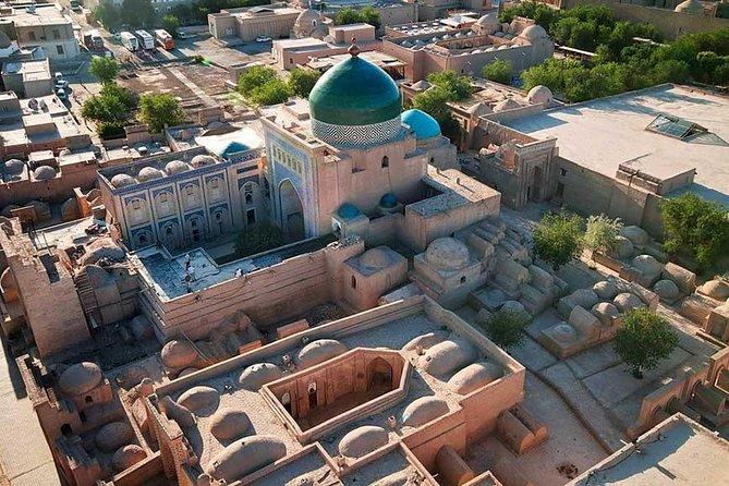 City tour in Khiva