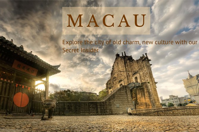 Macau Private Tour with an Insider