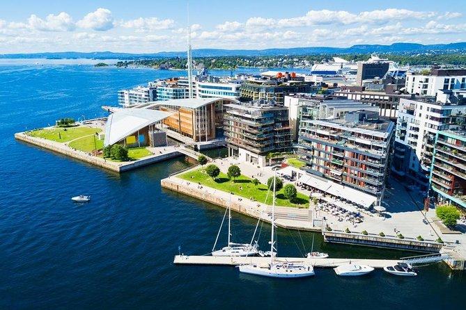 Oslo Private Tour: Nydalen, river Akerselva, Bygdoy Peninsula & Kon-Tiki museum
