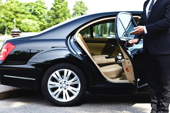 St Petersburg Private Airport Transfer