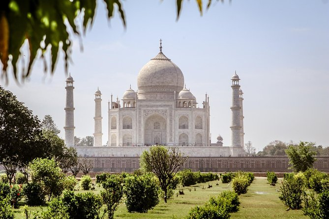 Locally Guided Day Trip to Agra (Ex Delhi)