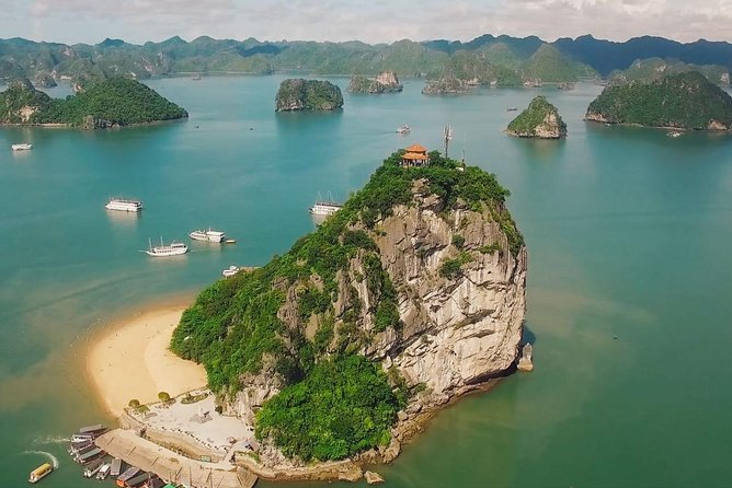 Halong bay 6 hours shared boat tour from Halong city Start at 8.00 AM photo 8