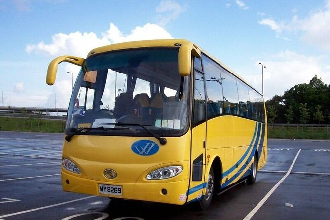 Private Hong Kong Tour Guide and Private Vehicle