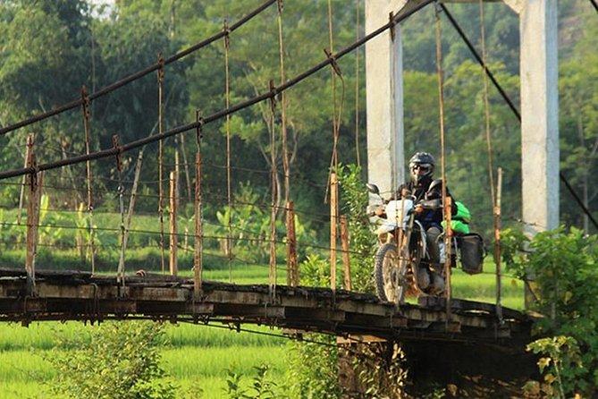 Motorcycle trip to North East Vietnam