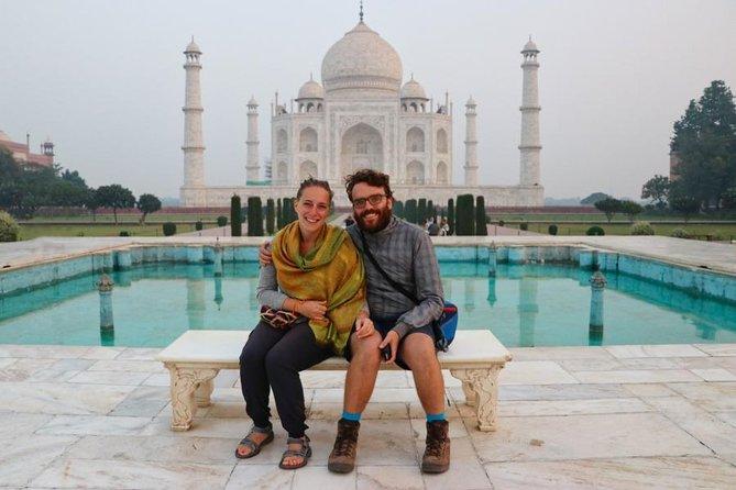 Agra Taj Tour from Bangalore