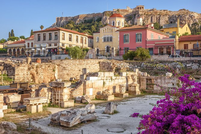 Early Access to the Acropolis of Athens Small-Group Guided Tour